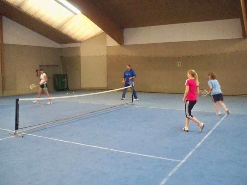 Tennishalle Besigheim